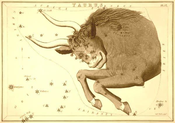 Телец знак зодиака декады
