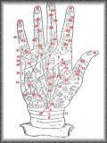 популярен редкие знаки на руках в картинках когда место