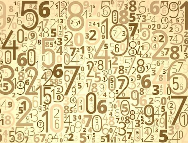 нумерология чисел в азартных играх